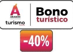 40 % Bonos Turísticos Aragón